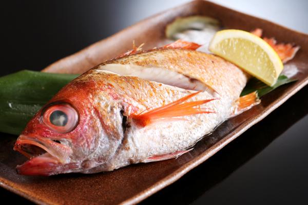 日本海産のどぐろ
